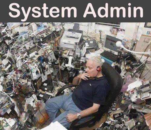 Системният аминистратор